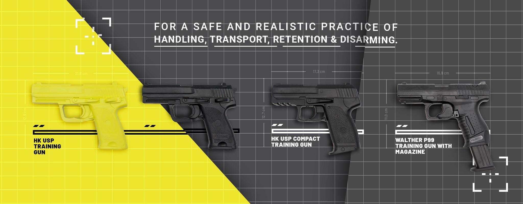 TPR guns