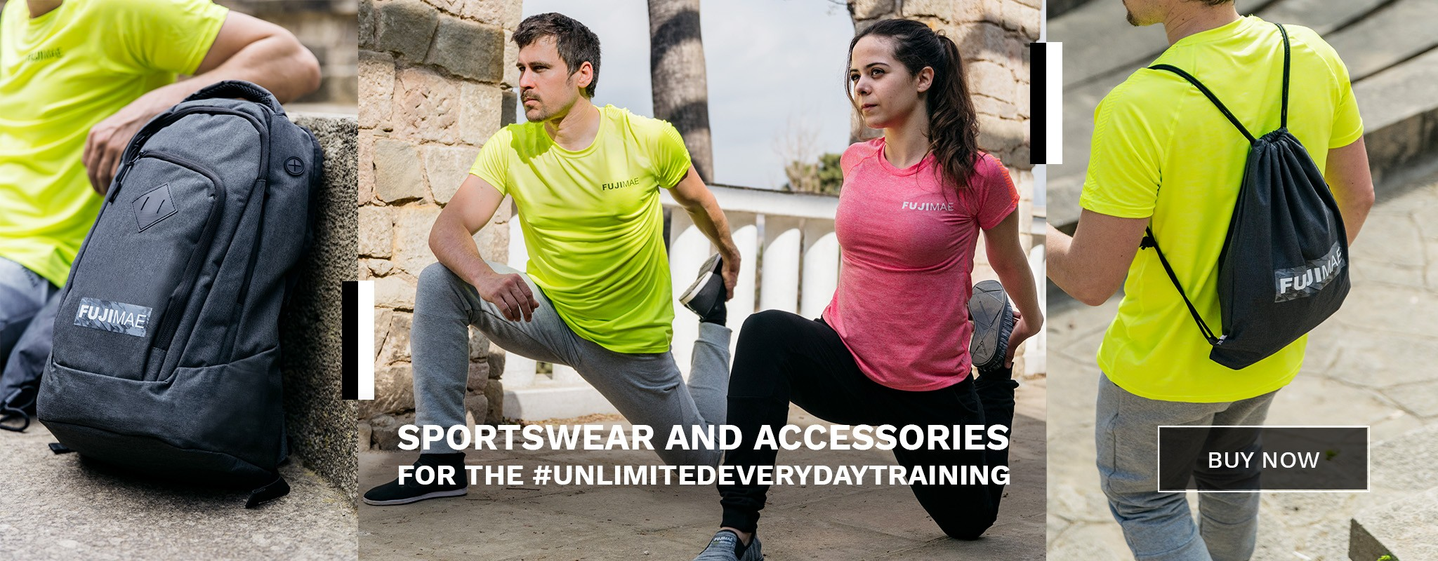 Sportswear and accessories
