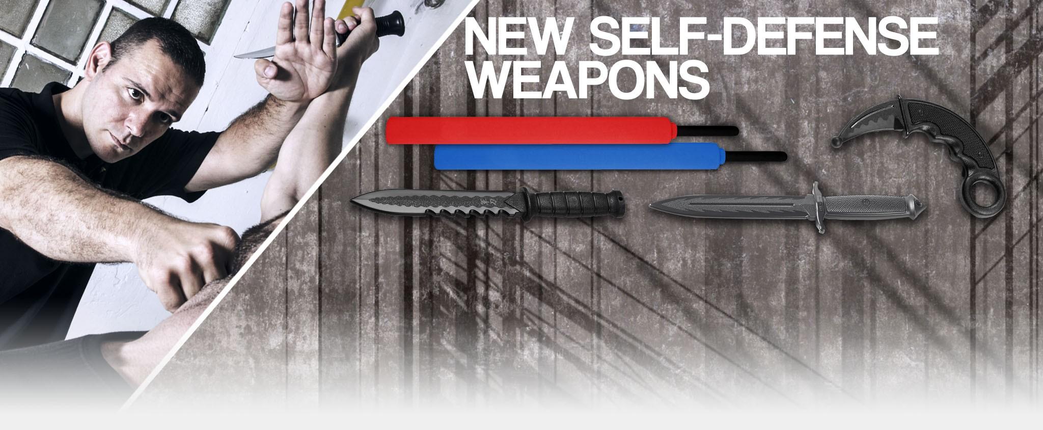 Nuevas Armas Defensa Personal