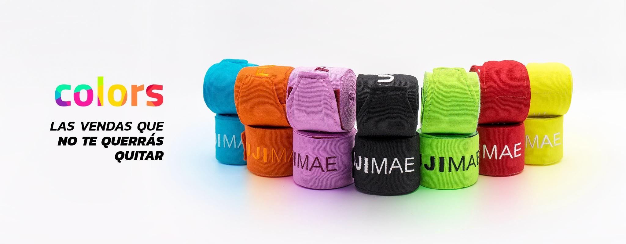 Vendas de Boxeo Colors