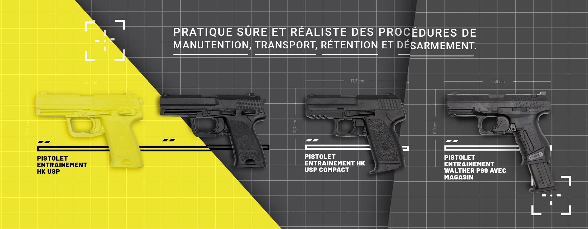 Pistolet TPR