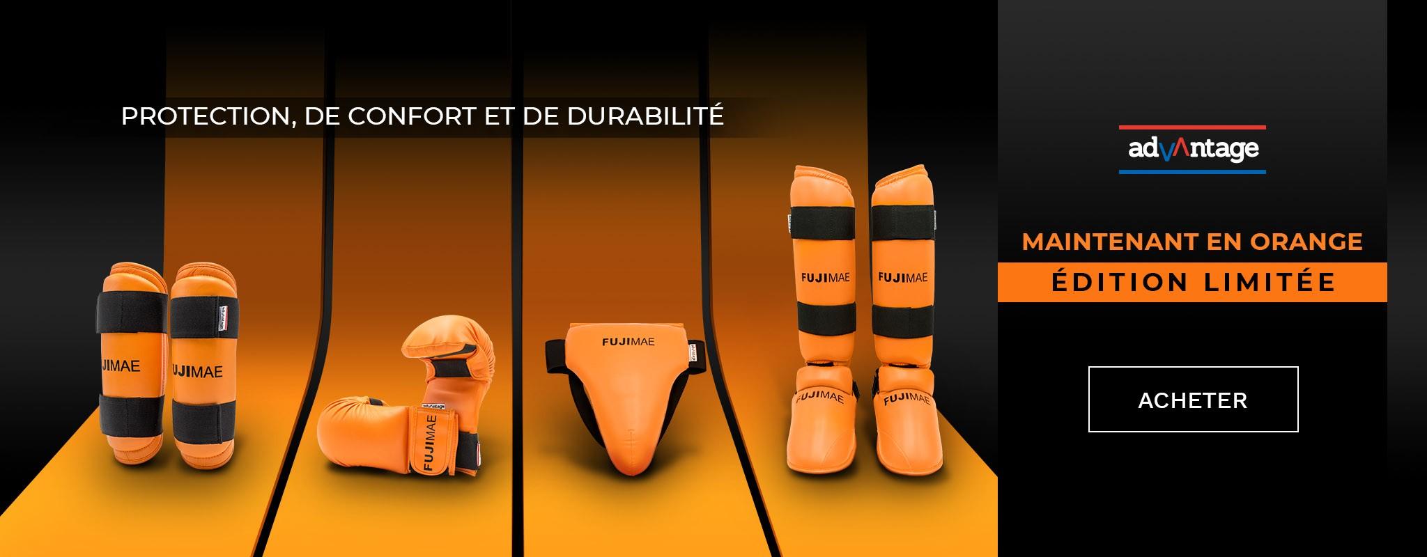 Protections Advantage Orange